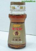 100ml金龙鱼麻油瓶