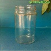 400ml广口罐头瓶 水果罐头瓶 食品玻璃瓶