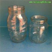 500ml玻璃罐头瓶 水果玻璃罐头瓶