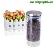 800ml透明玻璃罐 蜂蜜 果酱罐头玻璃瓶