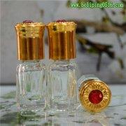 玻璃小香水瓶 3毫升玻璃小滚珠瓶 喷雾瓶 便携香水瓶