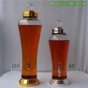 玻璃泡酒瓶 酒坛子 带龙头酒瓶 泡酒器皿
