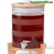 储酿器 玻璃泡酒瓶 高端酿酒器泡酒 水果酵素瓶