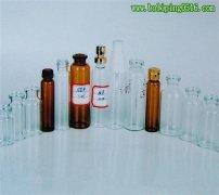 玻璃药瓶制造厂家高硼硅