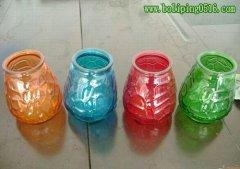 玻璃 烛台