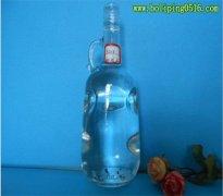 深加工玻璃酒瓶 玻璃红酒瓶