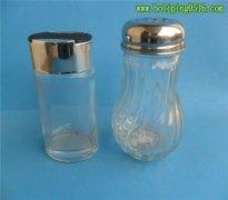 胡椒粉玻璃瓶调味罐 盐巴玻璃瓶