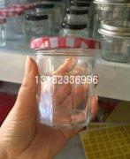 多边酱菜玻璃瓶
