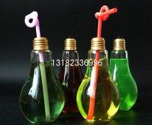 灯泡饮料瓶