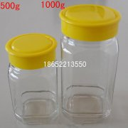 蜂蜜瓶1斤装两斤装