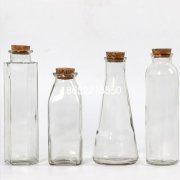 高白料玻璃瓶生产中的常