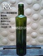 亚麻籽油瓶