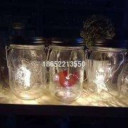 发光工艺玻璃瓶