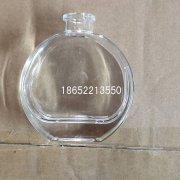 晶白香水瓶